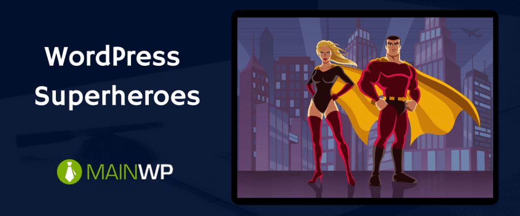 WordPress Superheroes