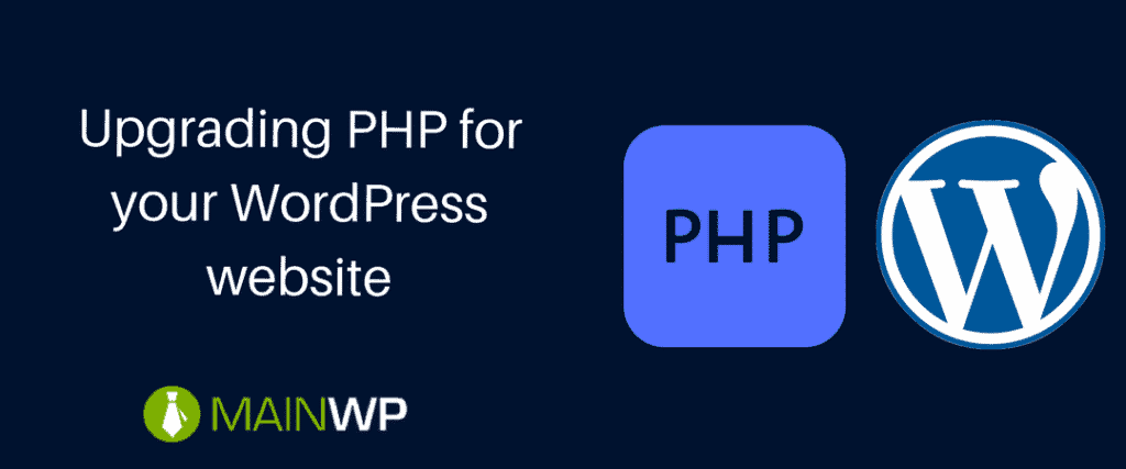 Upgrading PHP for your WordPress website