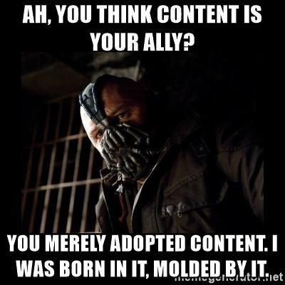 Bane Meme: Content
