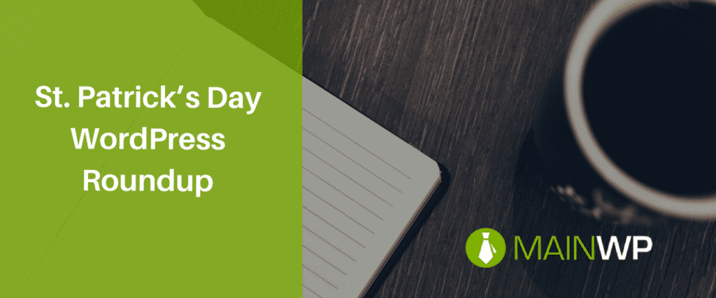 St. Patrick's Day WordPress Roundup