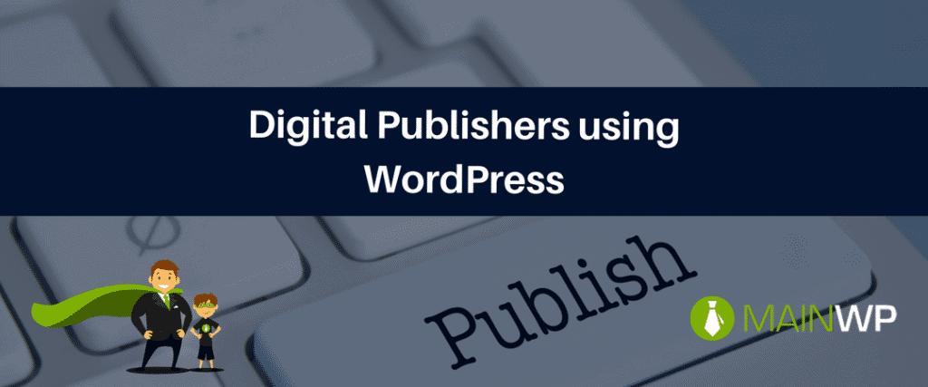 Digital Publishers
