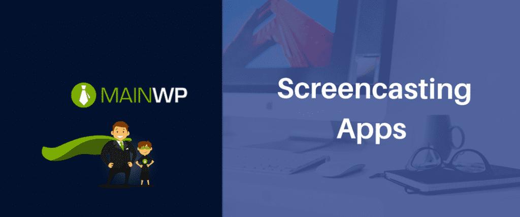 screencasting apps