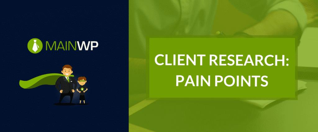 Pain Point