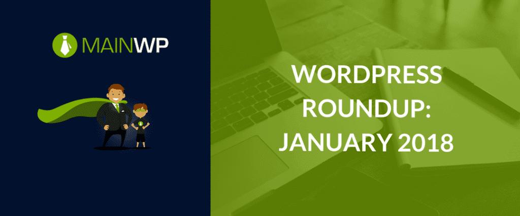 WordPress Roundup