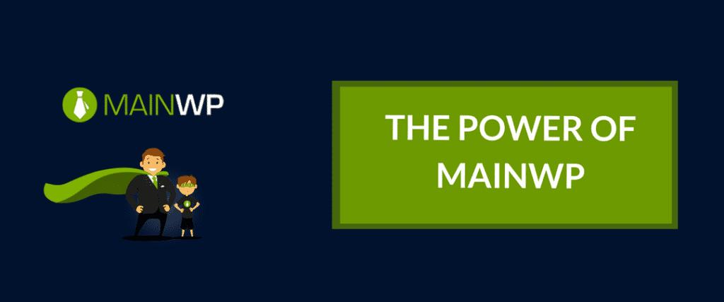 Power of MainWP