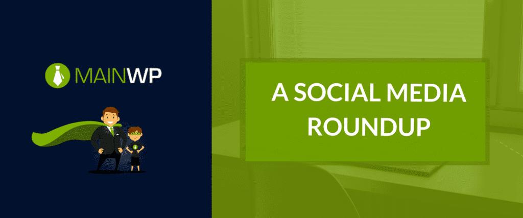 roundup social media