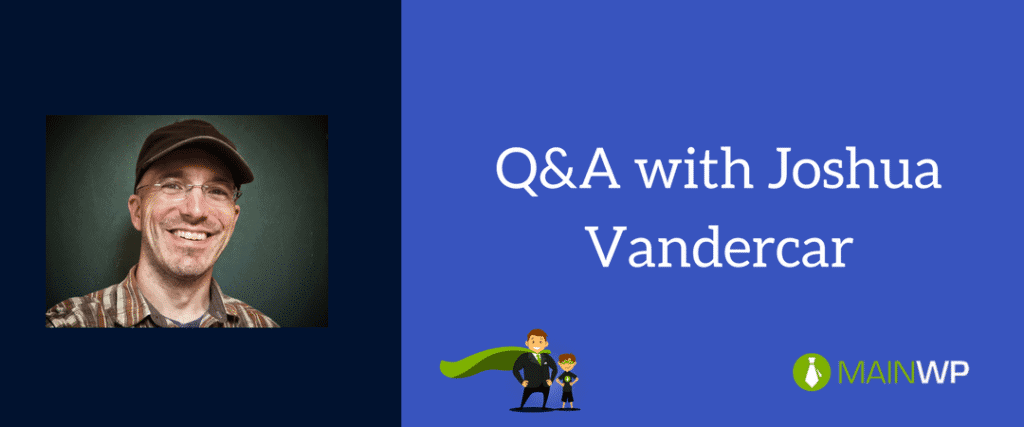 Q&A with Joshua Vandercar
