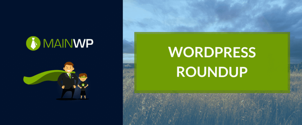WordPress Roundup