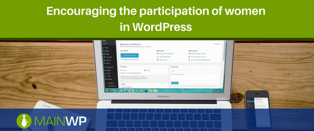 Encouraging the participation of women in WordPress