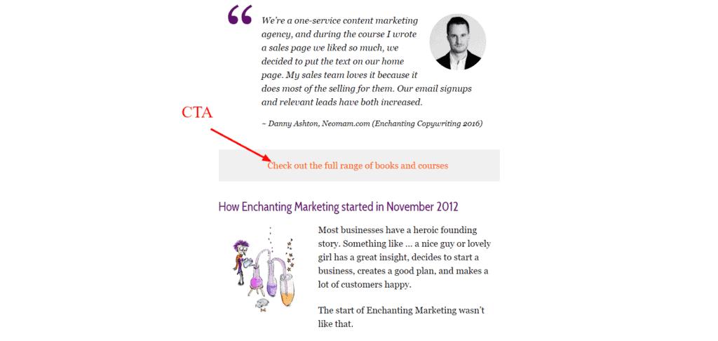 About Enchanting Marketing Henneke Duistermaat