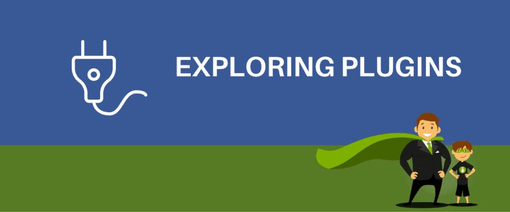 Exploring plugins