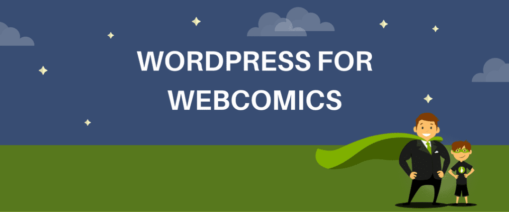WORDPRESS FOR WEBCOMICS