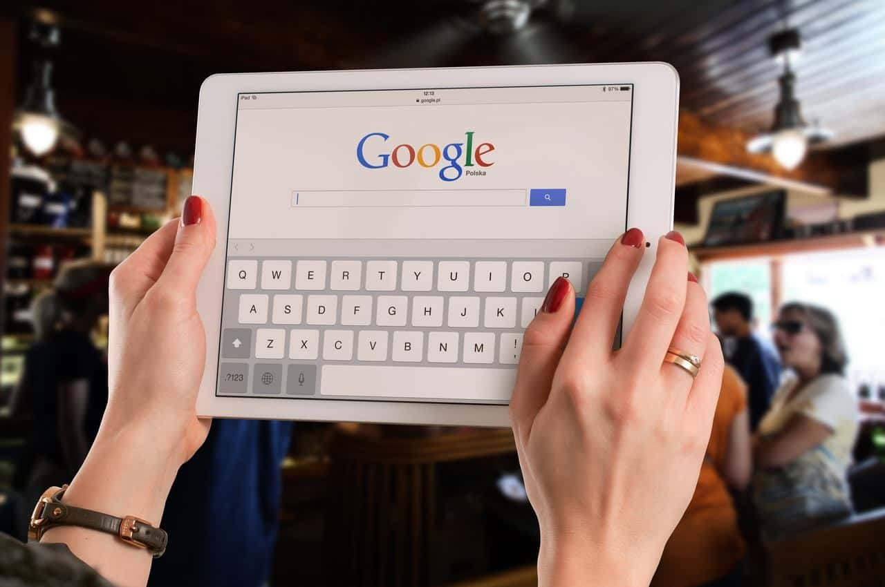 Google is the world's largest search engine Courtesy: Pexels.com