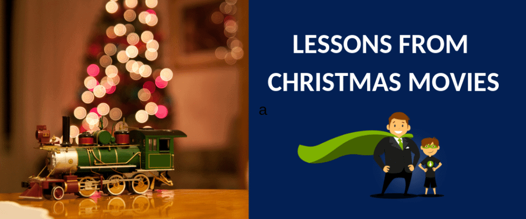 Lessons from Christmas movies