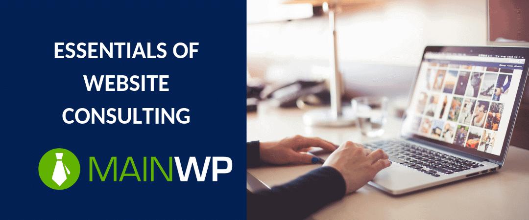 Essentials of website consulting