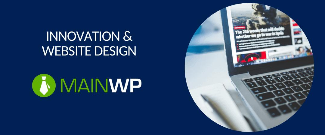innovation & website design