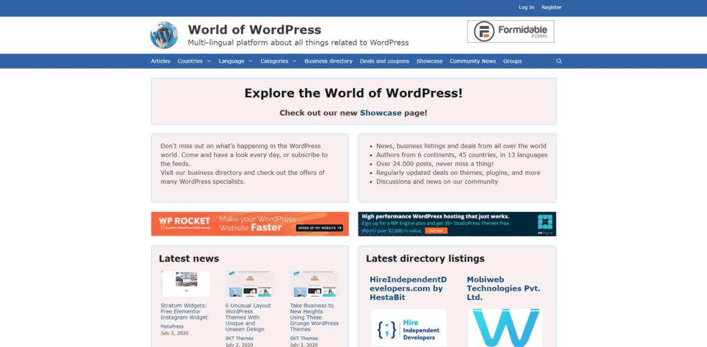 Screenshot: worldofwp.com