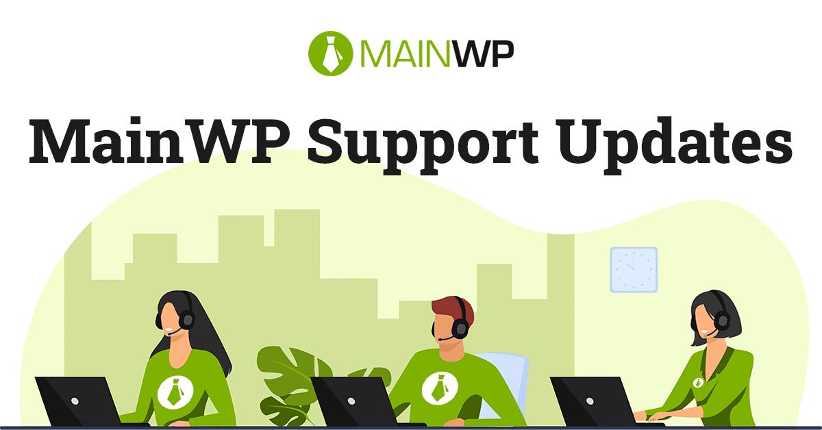 MainWP Support