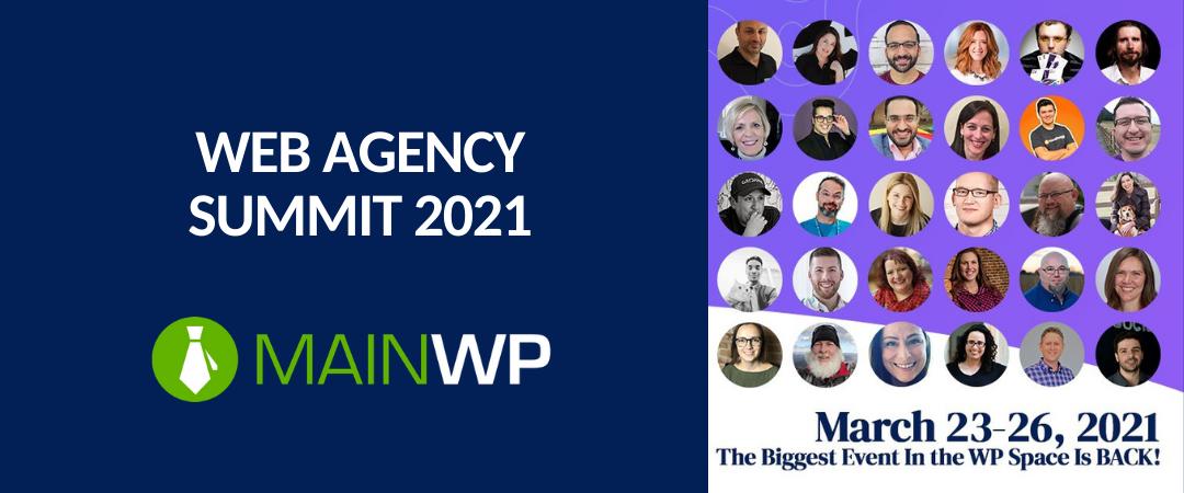 web agency summit 2021