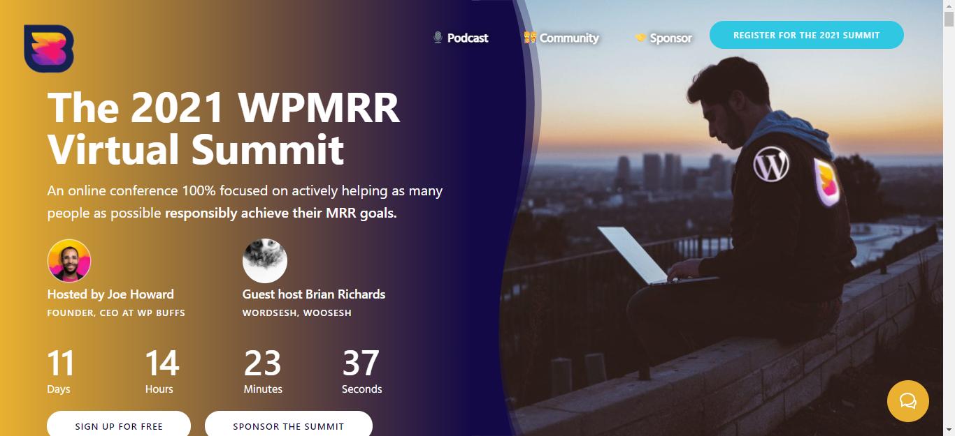 WPMRR Virtual Summit